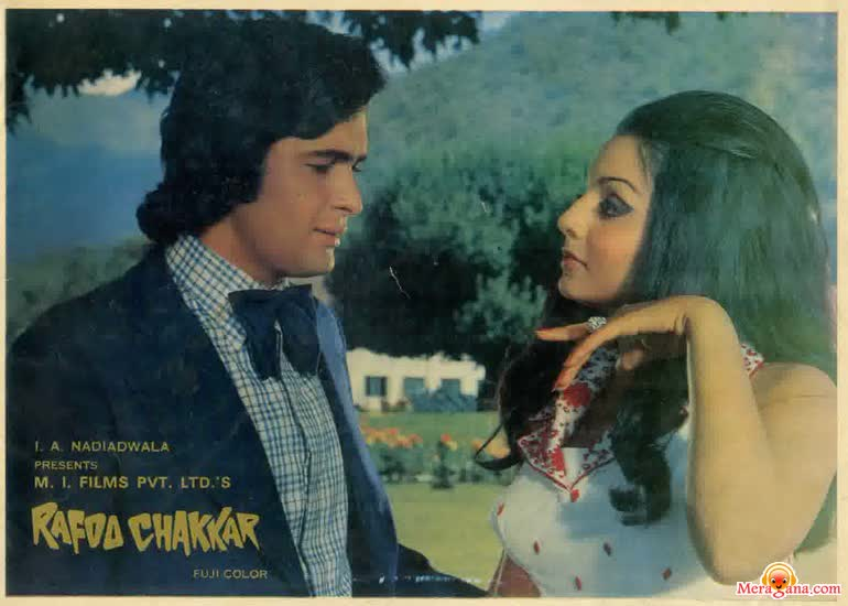 Poster of Rafoo Chakkar (1975) - (Hindi Film)